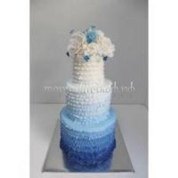 Торт свадебный на заказ - Blu
