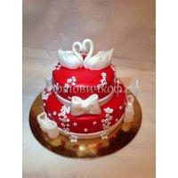 Свадебный торт #17