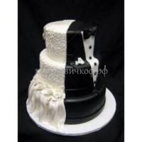 Торт свадебный на заказ - Стиль