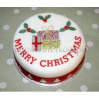 Торт Новый Год # 77