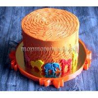 Детский торт #93
