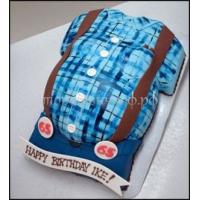 Заказать торт на день рождения - Пузико
