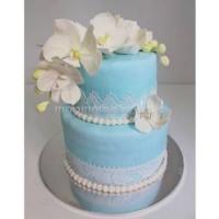 Торт свадебный на заказ - Лагуна