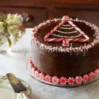 Торт Новый Год # 78