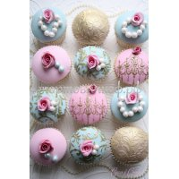 Капкейки и мини пирожные #15