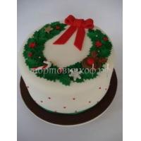 Торт Новый Год # 80