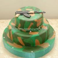 Торт для мужа - Автомат
