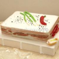 Торт для мужа - Сало