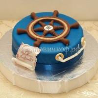 Торт для мужа - Штурвал