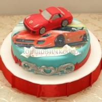 Торт для мужа - Авто