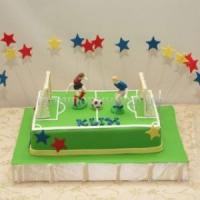 Торт для мужа - Футбольный фанат