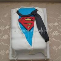 Торт для мужа - Супермен
