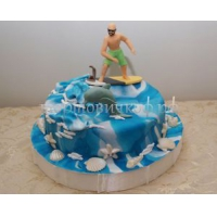 Торт для мужа - Отпуск