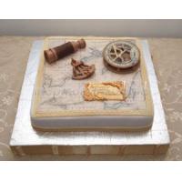 Торт для мужа - Путешественник