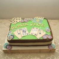 Торт для мужа - Покерист