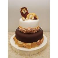 Торт на юбилей - Лев