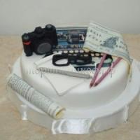 Торт для мужа - Фотограф