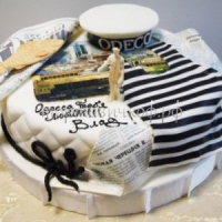 Торт для мужа - Моряк