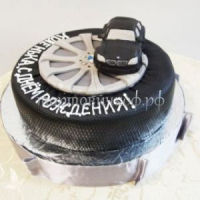 Торт для мужа - Автосервис