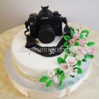Торт для мужа - Фотоапарат
