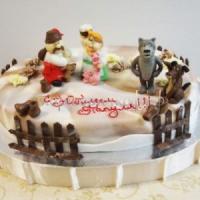 Торт для мужа - Огород