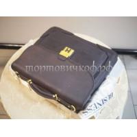 Торт для Мужа - Дипломат (Портфель)