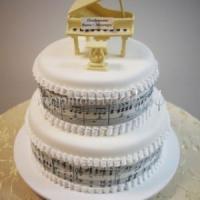 Торт для мужа - Пианист