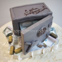 Торт для мужа - Сейф