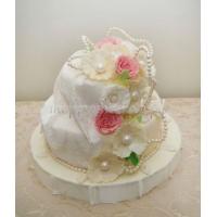 Торт для мамы - Белоснежка