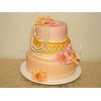 Торт для мамы - Золотой