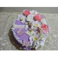 Торт - Фиолетовая радость
