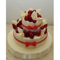 Торт для мамы - Гладиолус