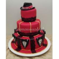 Торт для жены - Оттенки серого