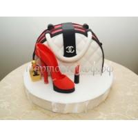 Торт для мамы - Модница