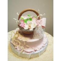 Торт для мамы - Цветочница