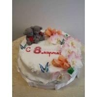 Торт маме - 8 Марта