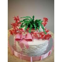 Торт на заказ для мамы - Полька