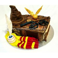 Детский торт #142