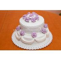 Свадебный торт #33