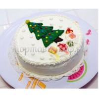 Торт Новый Год # 89