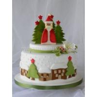 Торт Новый Год # 91