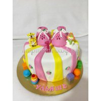Детский торт #377