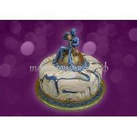Прикольные торты на день рождения # 13
