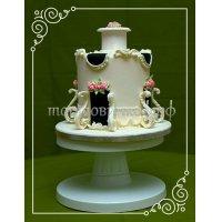 Свадебный торт #34