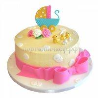 Детский торт #376