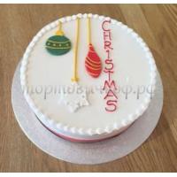 Торт Новый Год # 98