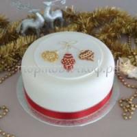Торт Новый Год # 99