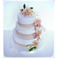 Свадебный торт #35
