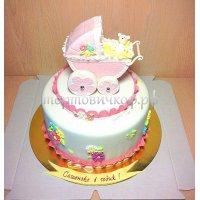 Детский торт #378