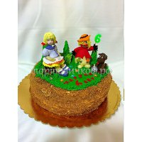Детский торт #161